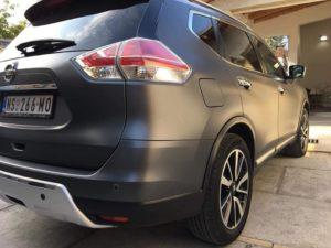 Nissan X-Trail – Full wrap