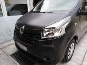 Renault traffic – Full Wrap